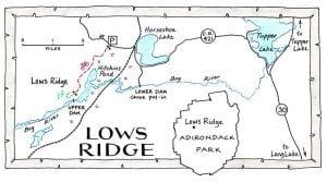 Lows Ridge