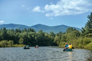 lake everest paddling