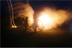 Fort Ticonderoga Guns By Night Program
