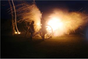 Fort Ticonderoga Guns By Night Program