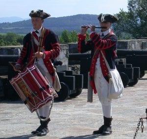 Fort Ticonderoga Soldiers