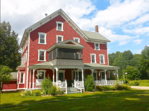 The Paradox House Retreat in Schroon Lake