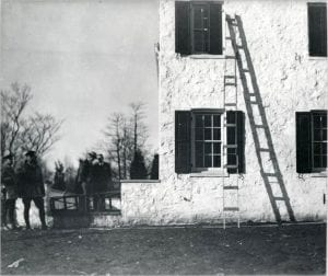 2A LadderLindberghHouse