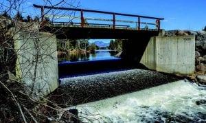 boreas pond dam