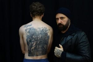 brucius tattoo