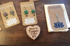 earth girl designs made in tupper lake