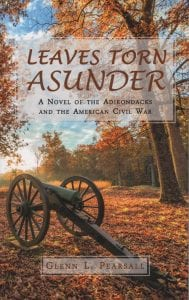leaves torn asunder book cover