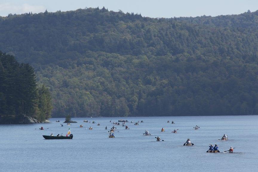 90-Miler - Adirondack Canoe Classic