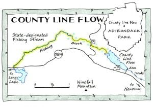 county line flow map