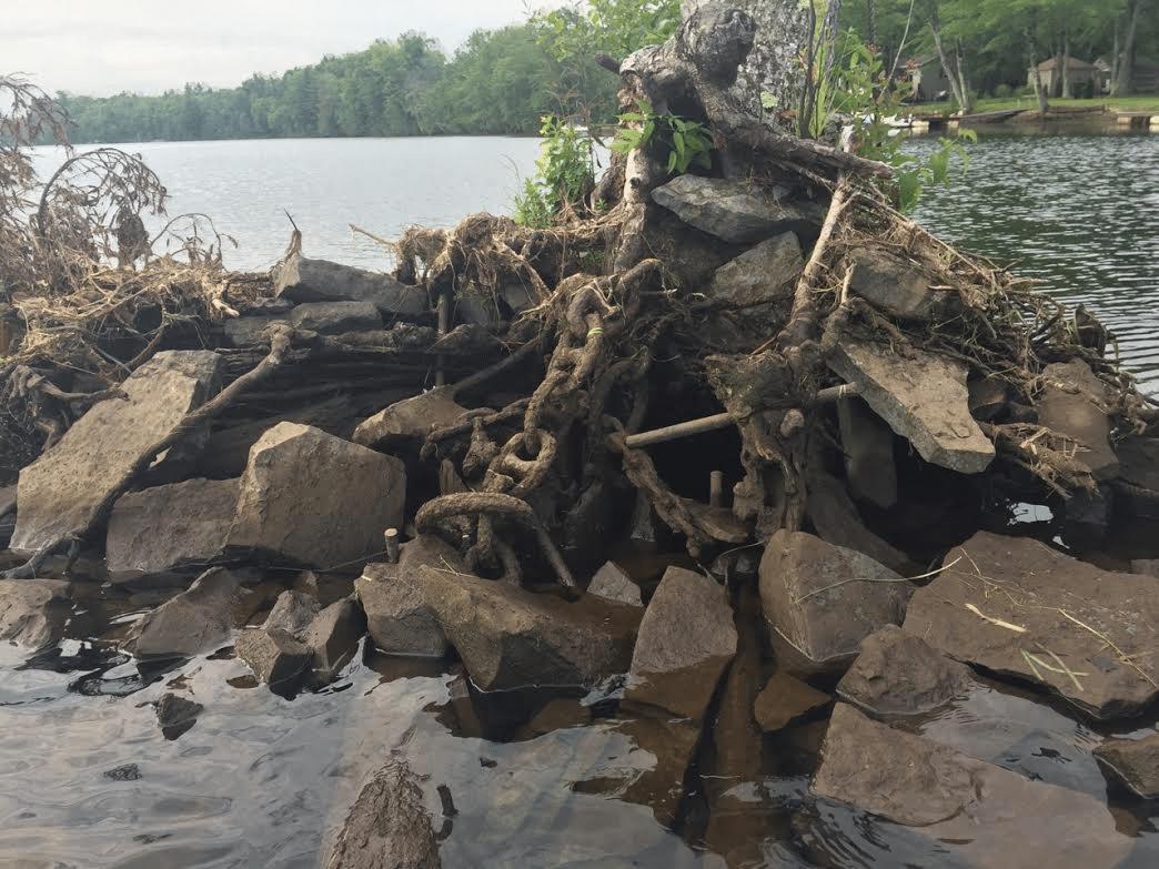 The big boom old hudson river chain recalls logging for Hudson log