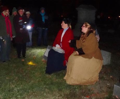 2015 Graveyard Walk