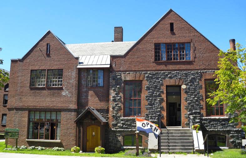 saranac labratory museum