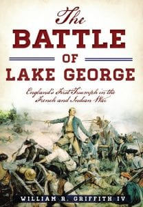 battle of lake george book cover