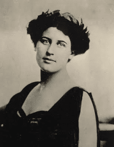 Inez Milholland 1913