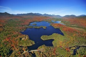 Boreas Ponds by Carl Heilman II