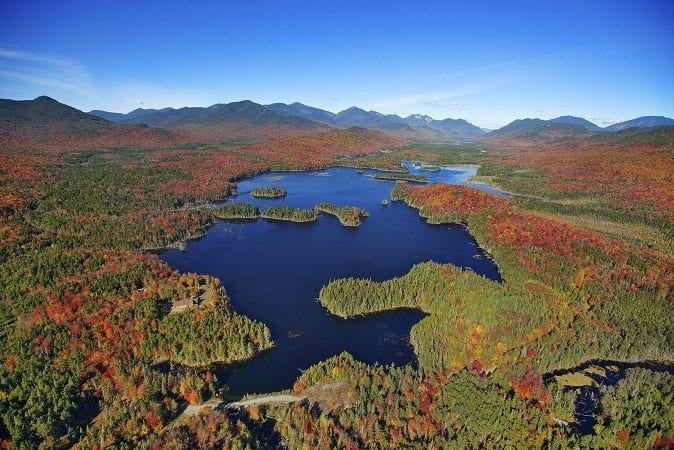Boreas Ponds photo by Carl Heilman II