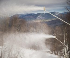 early 2016 Orda snowmaking