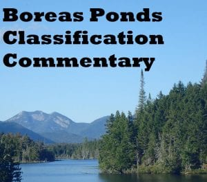 Boreas Ponds Classification