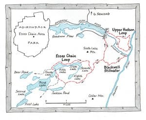 Blackwell Stillwater map