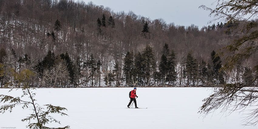 fifth lake skiing