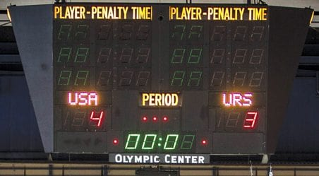 lake placid olympic center scoreboard