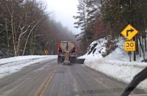 plowing on tongue mountain