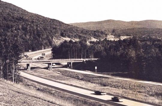 Work Begins On Nine Adirondack Northway Bridges - - The Adirondack