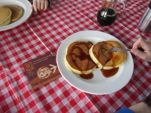 Maple Weekend Pancake Breakfast