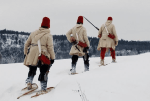 living history event