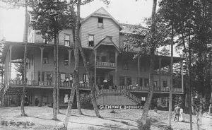 Glenmore Hotel in Big Moose Lake