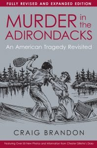 Murder in the Adirondacks book