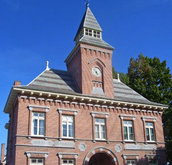 Old Warren County Courthouse_ Lake George