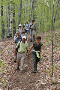 champlain area trails