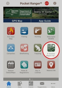 Fish and Wildlife mobile app