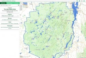 Adirondack Atlas Digital Map