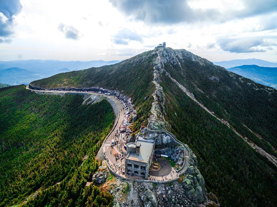 Whiteface Mountain Courtesy WilmingtonPeople Town Facebook Page
