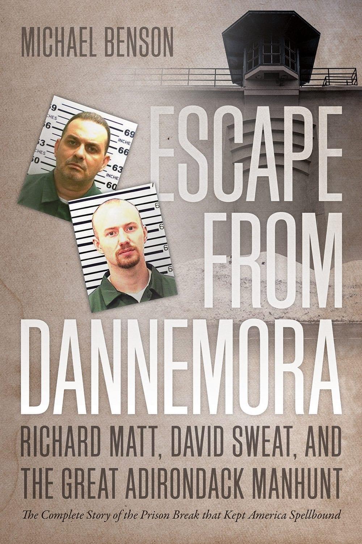 escape from Dannemora book cover