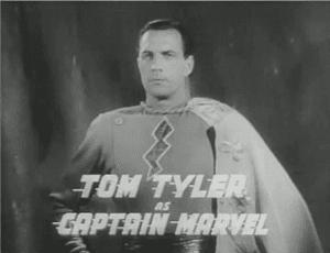 tom tyler as captain marvel