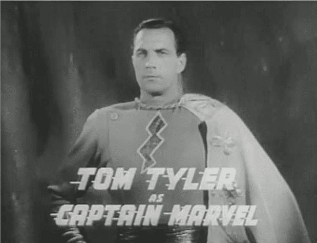 tom tyler as captain marvel