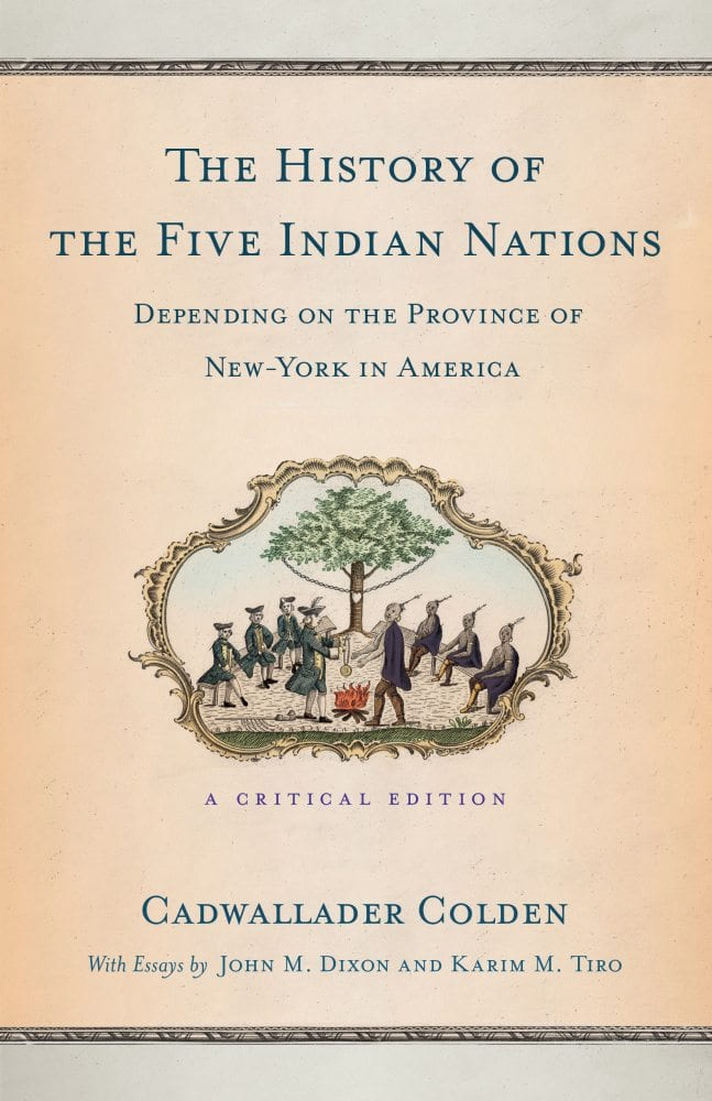 History of the Five Indian Nations
