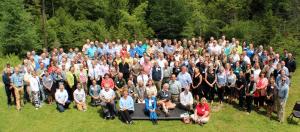 Adirondack Common Ground Alliance Forum group photo 2016