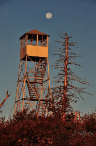 Poke-O-Moonshine Fire Tower