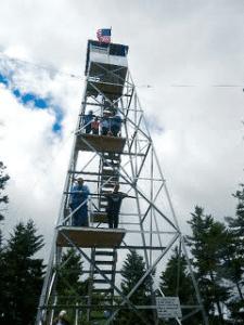 Stillwater Fire Tower