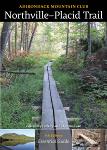 adk northville placid trail guide