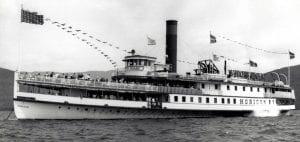 Horicon on Lake George (courtesy Lake George Steamboat Company)