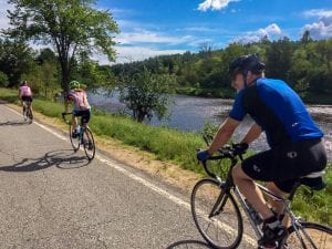 Annual Bike Tour of Ausable River