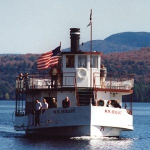 Boat Cruise aboard the W. W. Durant