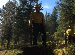 Forest Ranger Rob Praczkaijlo