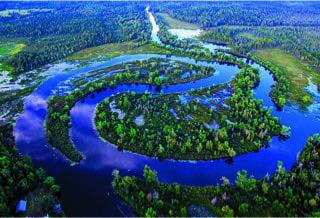 Raquette River Oxbow