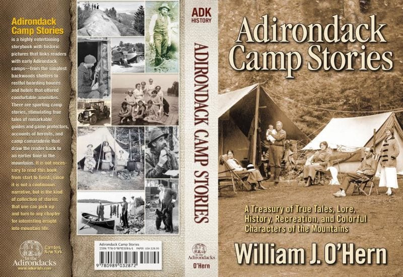 adirondack camp stories book